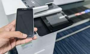 Как отправить факс с телефона?