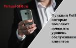 Функции VoIP, которые помогают повысить уровень обслуживания клиентов
