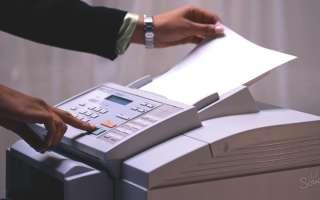 Получить факс: Можно ли использовать SIP-транкинг для отправки факсов?