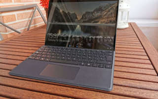 Microsoft Surface Pro X: обзор и анализ