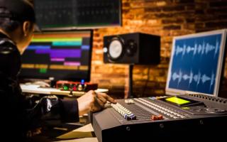Программное обеспечение для записи звука для Mac