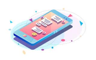 Самые популярные приложения для обмена сообщениями Android по странам