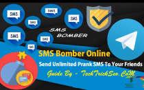 SMS-бомбер (флудер): отправка неограниченного количества смс на один номер