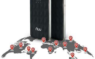 NUU Konnect i1 – 4G LTE Wi-Fi Hotspot для международных путешествий