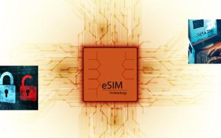 Безопасность использования eSIM