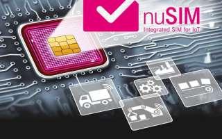 Разница между обычной SIM-картой для смартфона и IoT SIM для предприятий