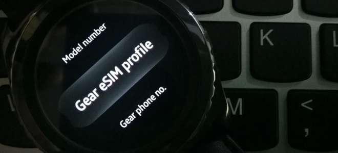 Как настроить eSIM на Galaxy Watch