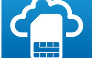 Обзор приложения Cloud SIM