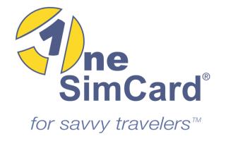Обзор OneSimCard: отзывы пользователей, цены, преимущества и недостатки