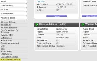 Как настроить VLAN в маршрутизаторе для VoIP