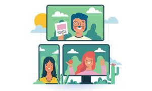8 минималистских способов улучшить практику видео-звонков и виртуальных встреч