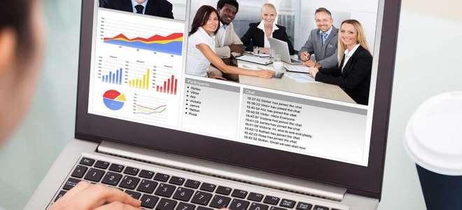 Лучшее программное обеспечение для онлайн-встреч в формате видеоконференцсвязи высокого качества
