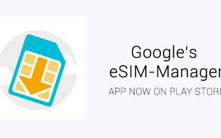 Использование Google Cloud для управления eSIM — опыт Thales