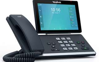 Обзор Yealink SIP-T58A: звук, дизайн, функциональность; преимущества и недостатки