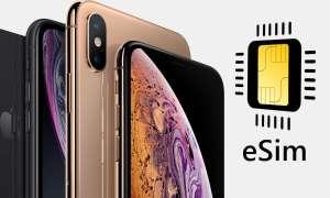 Как использовать eSIM и Dual SIM на IPhone 11, XR И XS