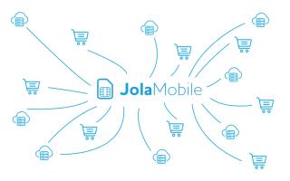Jola запускает первую в Великобритании мультисеть eSIM