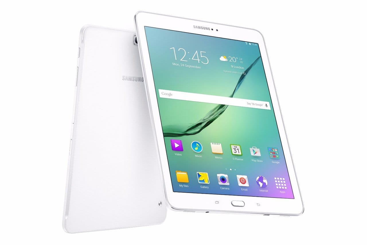 Обзор Samsung Galaxy Tab S2