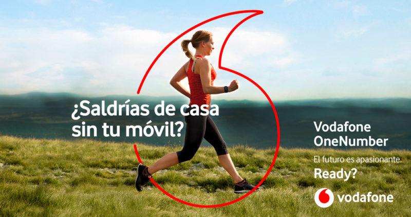 Vodafone и сервис OneNumber в Испании