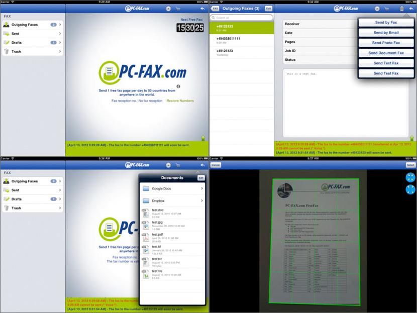 11 лучших приложений для мобильного факса