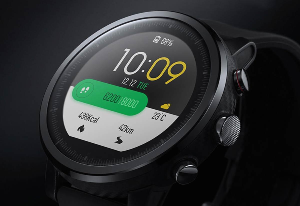 Обзор Amazfit Smart Watch 2: спортивные часы с eSIM