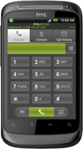 Программный телефон на Android: Mizudroid - обзор возможностей и характеристики
