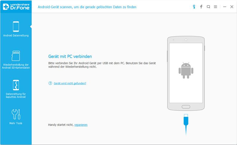 Восстановление сообщений из внутреннего хранилища Android-устройств