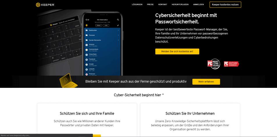 Сравнение менеджера паролей - так вы легко и безопасно управляете своими паролями