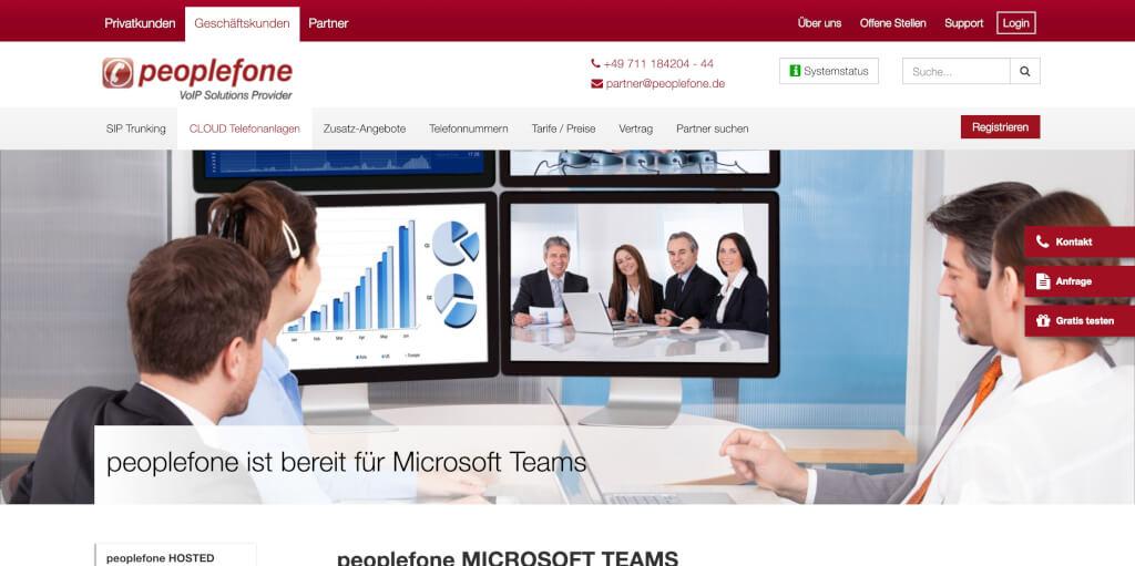 Звонки в Microsoft Teams - как это работает!  |  8 провайдеров