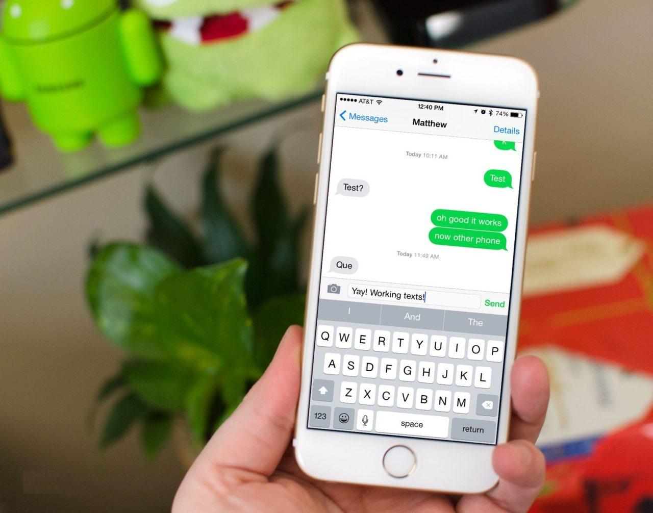 Как читать удаленные сообщения на iPhone