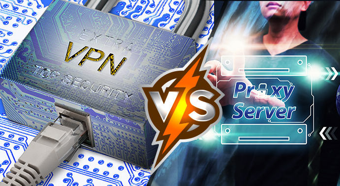 Разница между VPN и прокси