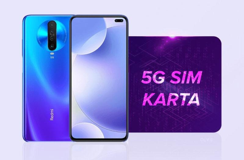 Xiaomi разрабатывает SIM-карту и карту памяти 5G - два в одном