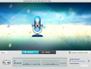 Apowersoft Audio Recorder.