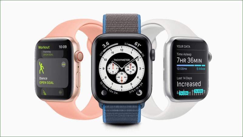 часы Apple серии 7