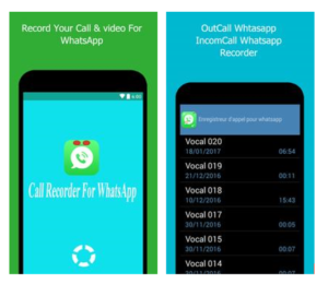 Call Recorder для WhatsApp